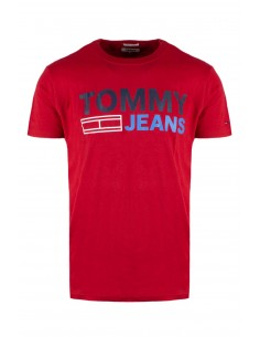 Camiseta Tommy jeans - red