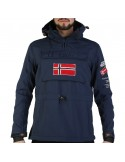 Canguro Geographical Norway en softshell - navy