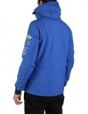 Canguro Geographical Norway en softshell - royalblue
