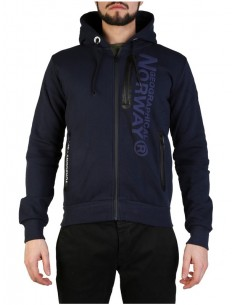 Sudadera Geographical Norway - Fascarade navy
