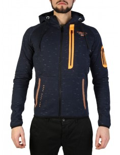 Sudadera Geographical Norway - Galvoda navy