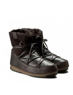 Botín Moon Boot mujer - marrón