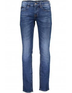 Guess pantalón vaquero slim - bluedenim