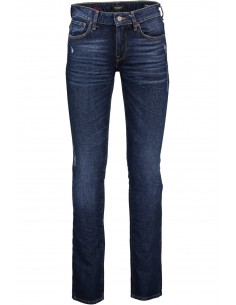 Guess pantalón vaquero slim - dark blue