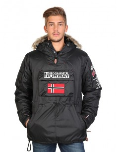 Canguro Geographical Norway Building - BLACK