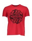 Just Cavalli camiseta para hombre - rojo