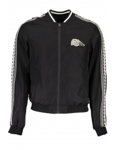 Just Cavalli chaqueta besibolera - skull black