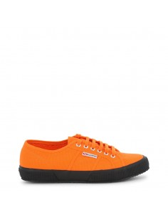 Zapatillas Superga - cotu orange black
