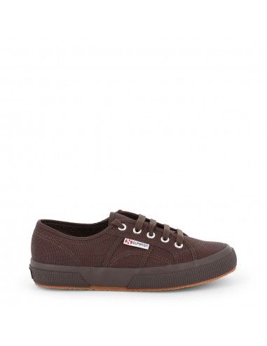 Zapatillas Superga - cotu chocolate