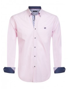 Camisa Sir Raymond Tailor - rosa