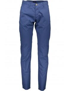 Gant - pantalón chino soft azul