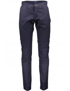 Gant - pantalón chino soft navy