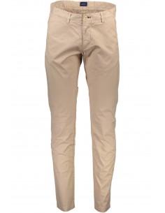 Gant - pantalón chino soft beige
