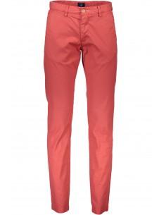 Gant - pantalón chino premium - red