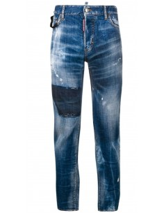 Dsquared jeans bucle cool guy blue