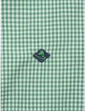 Camisa Sir Raymond Tailor - Vichy green