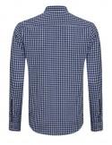 Camisa Sir Raymond Tailor - Vichy navy