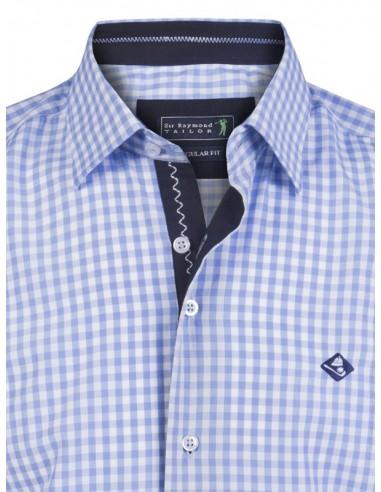 Camisa Sir Raymond Tailor - Vichy...