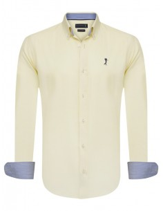 Camisa Sir Raymond Tailor - oxford yellow