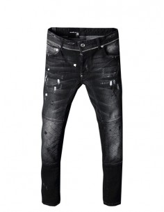 Dsquared jeans new rider - black