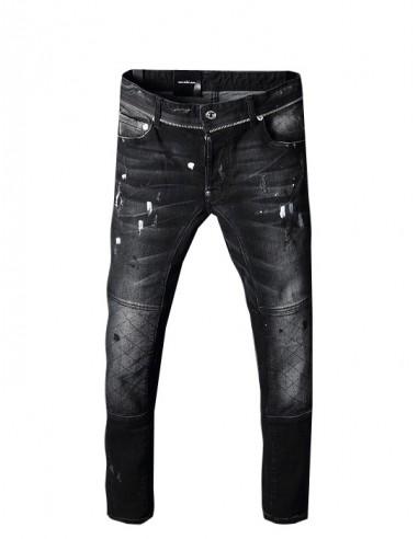 Dsquared jeans new rider - black