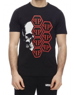 Philipp Plein camiseta - black
