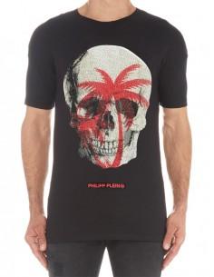 Philipp Plein Skull strass - black