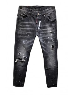 Dsquared jeans cool guy - black