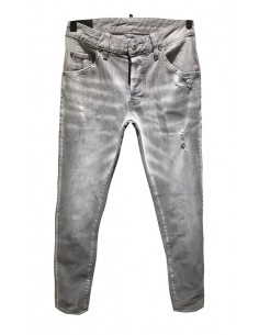 Dsquared jeans cool guy rave on - grey