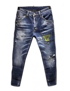Dsquared jeans cool guy rave on - blue