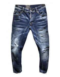 Dsquared jeans biker epic fit - blue