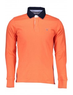 Polo Gant rugby - orange