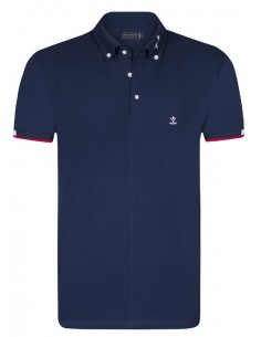 Polo Sir Raymond Tailor P181 - Navy