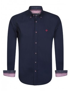 Camisa Sir Raymond Tailor - navy