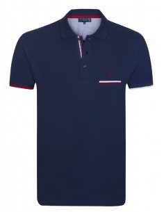 Polo Sir Raymond Tailor - JUICE navy