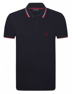 Polo Sir Raymond Tailor BEGINNING - black
