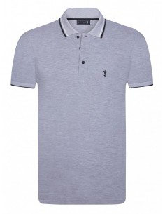 Polo Sir Raymond Tailor BEGINNING - grey