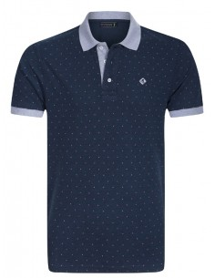 Polo Sir Raymond Tailor - TECNIQUE navy