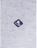 Polo Sir Raymond Tailor - TECNIQUE grey