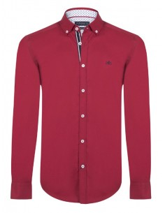Camisa Sir Raymond Tailor - red