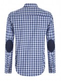 Camisa Sir Raymond Tailor - Cupped blue