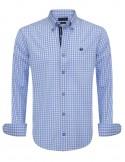 Camisa Sir Raymond Tailor - blue check