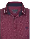Camisa Sir Raymond Tailor UNLOAD - burdeos