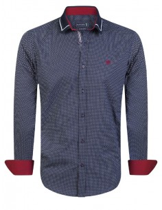 Camisa Sir Raymond Tailor UNLOAD - Navy