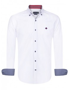 Camisa Sir Raymond Tailor QUITE - White