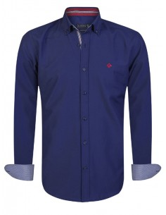 Camisa Sir Raymond Tailor QUITE - navy