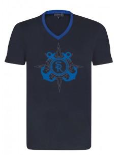 Camiseta Sir Raymond Tailor - OUTWARD navy