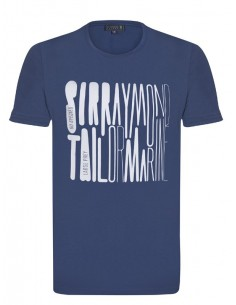 Camiseta Sir Raymond Tailor - EVENTS blue