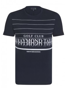 Camiseta Sir Raymond Tailor - FORGED navy