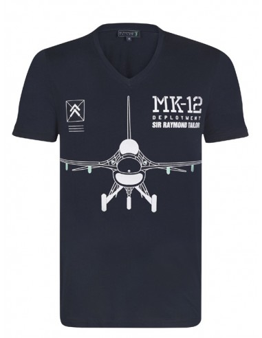 Camiseta Sir Raymond Tailor - ACTION navy